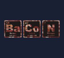 Bacon - Periodic Table - Photograph Kids Clothes