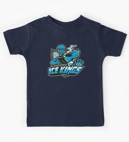 Albuquerque Ice kings Kids Tee