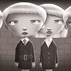 Leave Us Alone! (Village of the Damned) by Shane McGowan
