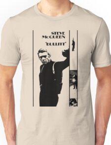 BULLIT -STEVE MCQUEEN- Unisex T-Shirt