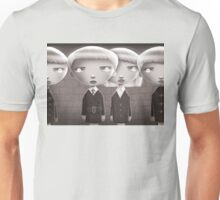 Leave Us Alone! (Village of the Damned) Unisex T-Shirt