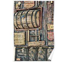 Steampunk Brewery Poster
