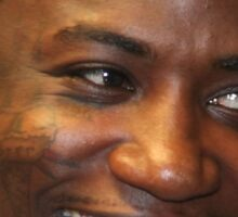 Gucci Mane  Sticker