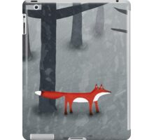 The Fox and the Forest iPad Case/Skin