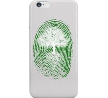 Green Thumb iPhone Case/Skin