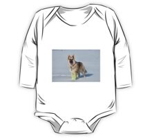 Snow pup One Piece - Long Sleeve