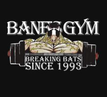 BANE'S GYM by EmperorDinodude
