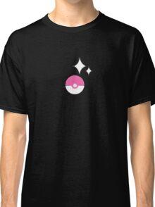 Pink Pokeball Classic T-Shirt