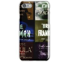 Rainbow of Monsters iPhone Case/Skin