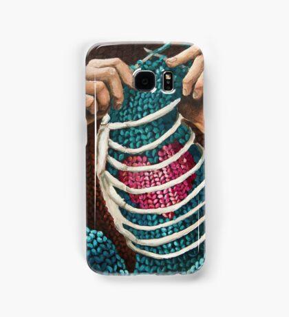 Knitted Love Samsung Galaxy Case/Skin