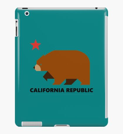 California Republic  Parody iPad Case/Skin