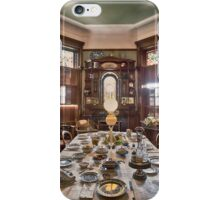 Dunsmuirs Dinning Room iPhone Case/Skin