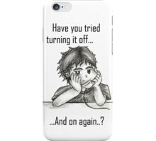 Roy- The IT Crowd iPhone Case/Skin