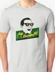 Fun Coupons! The Wolf of Wall Street T-Shirt