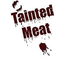 The Walking Dead Tainted Meat Photographic Print