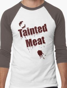 The Walking Dead Tainted Meat Men's Baseball ¾ T-Shirt