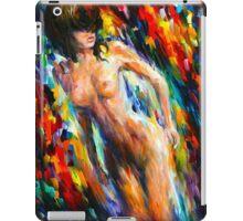 WILD CAT - Leonid Afremov iPad Case/Skin