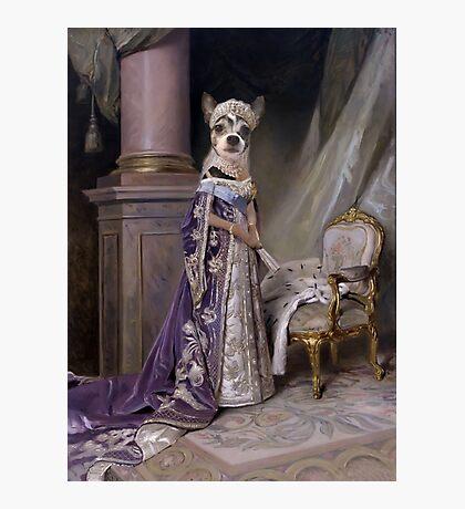 Duchess Chi on Her Wedding Day Photographic Print