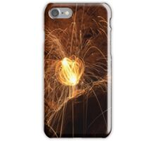 Glowing orb iPhone Case/Skin