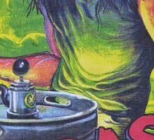 Thrash Metal: Thrash is King! Sticker