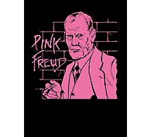 Pink Freud Psychiatry Photographic Print