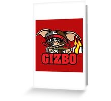 GIZBO Greeting Card