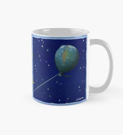 the world on a string... Mug