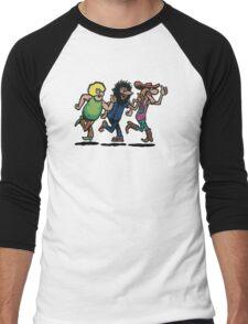 The Fabulous Furry Freak Brothers Men's Baseball ¾ T-Shirt