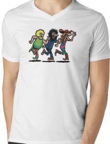 The Fabulous Furry Freak Brothers Mens V-Neck T-Shirt