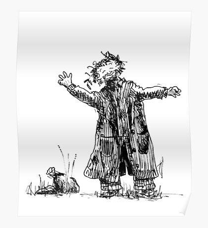 Goldberg Variations #30 - hobo Poster
