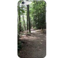 Hiking Trails iPhone Case/Skin