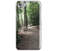 Hiking Trails iPhone Case/Skin