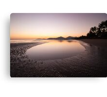 Machans Beach #1 Canvas Print