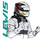 Lewis Hamilton by Tom Clancy