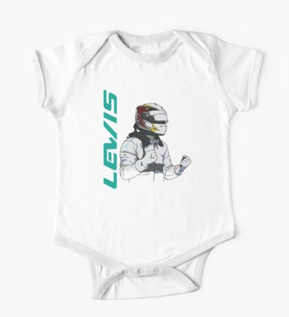 Lewis Hamilton One Piece - Short Sleeve