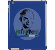 Nifty Pens! Fargo iPad Case/Skin