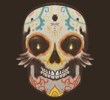 Day of the Dead Sugar Skull by exeivier