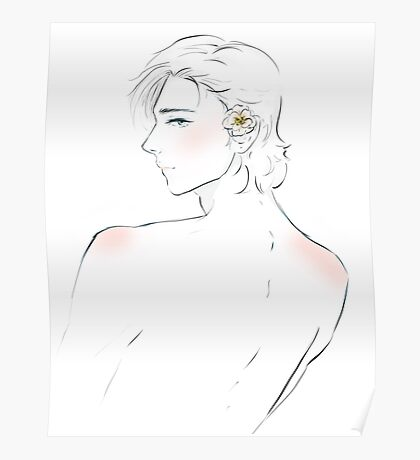 laurent // summer palace - captive prince Poster