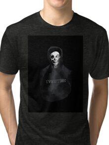 Ville Valo: Skull Tri-blend T-Shirt