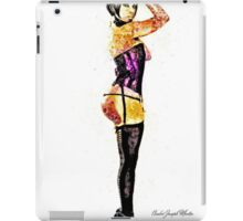 Pose For Me iPad Case/Skin