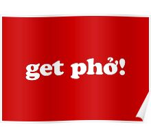 get phở! Poster