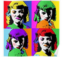 Nellie Oleson Little House Poster