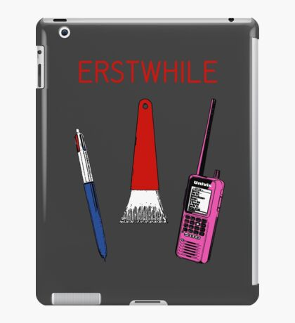Erstwhile on Fargo iPad Case/Skin