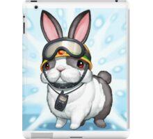 rescue rabbit iPad Case/Skin