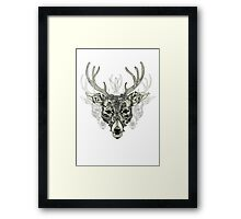 Noble Heart Framed Print