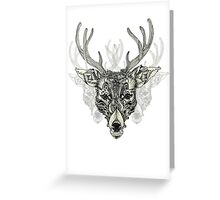 Noble Heart Greeting Card
