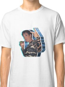Peace Out Kris Jenner Classic T-Shirt