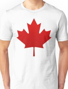 Canada is happening Unisex T-Shirt