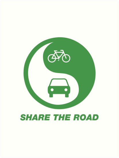 Share the Road by tinybiscuits