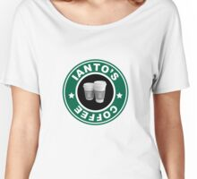 Torchwood- Ianto's Coffee Women's Relaxed Fit T-Shirt